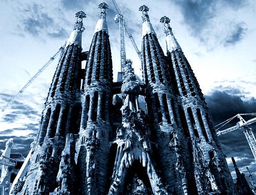 Sagrada Familia (Βαρκελώνη)