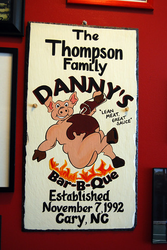 Dannys...Interesting Logo