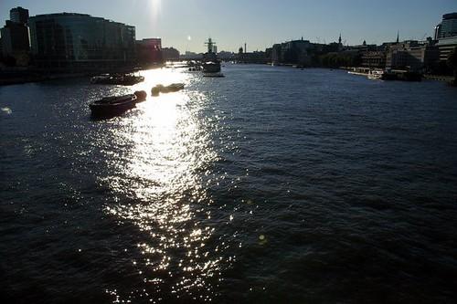 Sparkling Thames