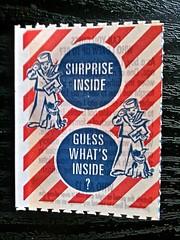 surprise • inside