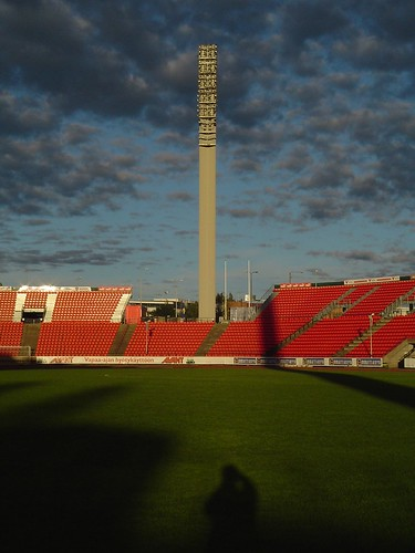 Stadion of Tampere