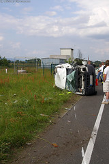 Schwerer VU B43 Raunheim 04.06.07