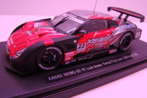 2008 Fuji Nissan Skyline R35