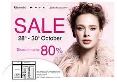 Sutra Putri Kanebo Warehouse Sales