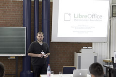 Florian Effenberger on LibreOffice