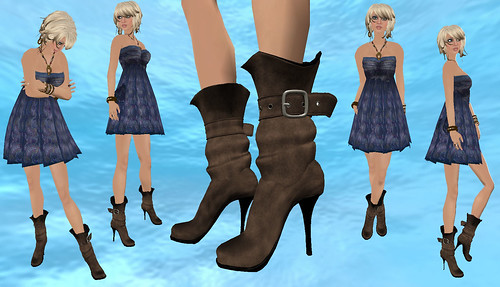 Maitreya Boots