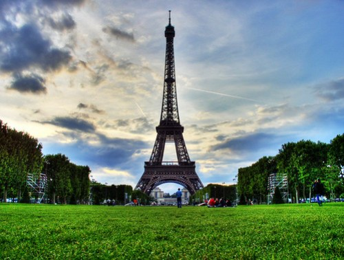 Tour Eiffel - HDR - Eiffel Tower Paris (by Al Ianni (Away))