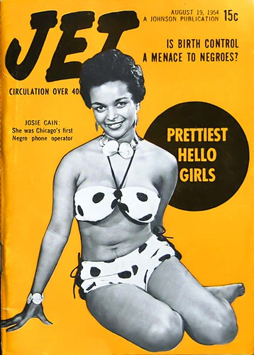 Is Birth Control A Menace To Negroes? - Jet Magazine Aug 19, 1954 by vieilles_annonces.