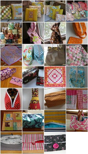 Sewing and Quilting FOs of 2008