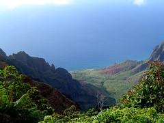 Waimea Canyon Na'pali view