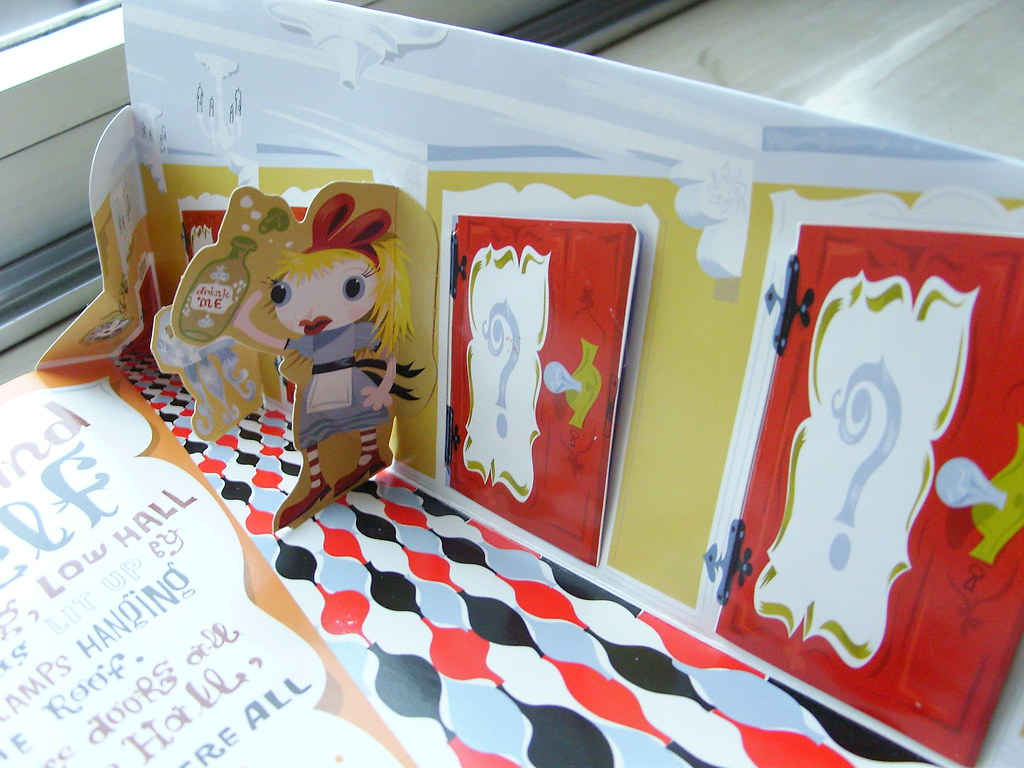 Alice - room