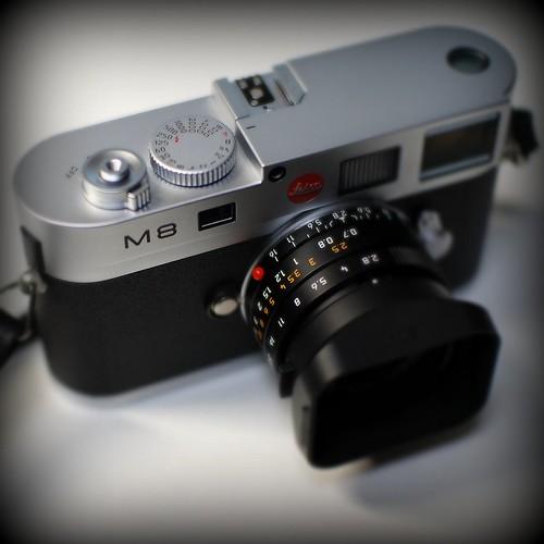Leica M8 - Takuhito Sotome