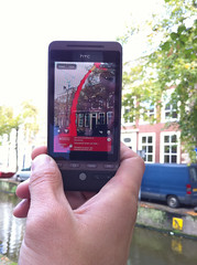 augmented reality game bibliotheek deventer