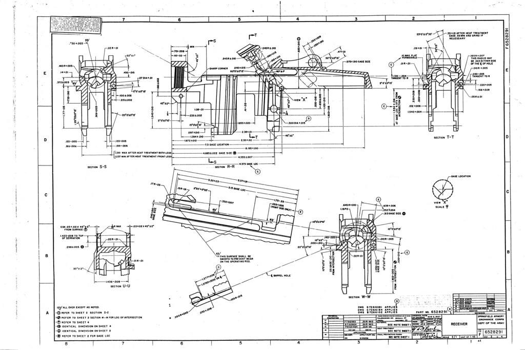 m1 rifle diagram beko cooker wiring garand blueprints now with 56k death ar15 com