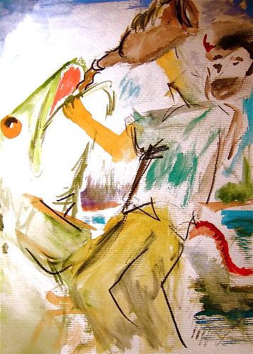 Esnagi Paintings