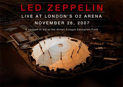 Led Zeppelin 2007
