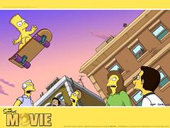 Bart nu skate - Clique para baixar este wallpaper