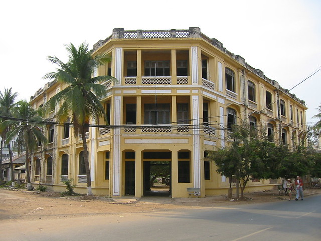 Police Station, Phnom Penh