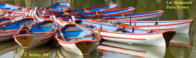 Rowboats in Waiting