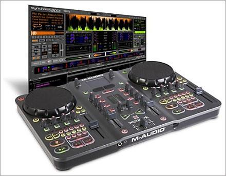 m-audio xponent dj system