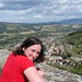 On top of Orvieto medieval wall