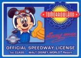 Speedway License Front 001
