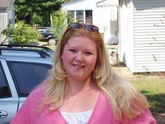 Lisa Outside