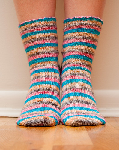 Damsel Socks (Front)