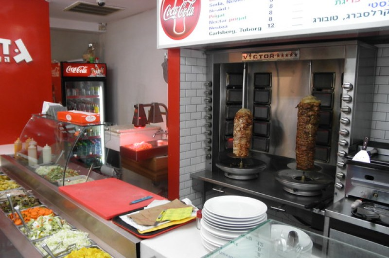 Döner kebab AND Falafel  - Heaven