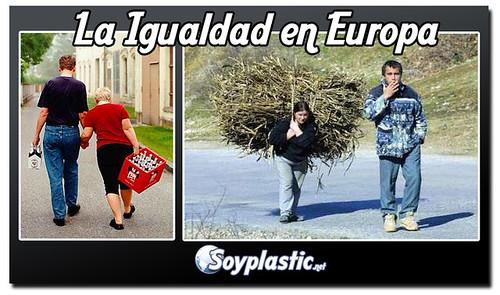 La Igualdad en Europa