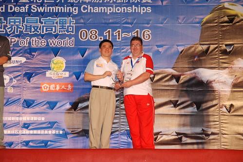 2007聽障游泳錦標賽-閉幕典禮-波�