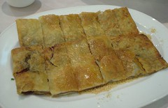 [吃] 圍爐酸菜白肉火鍋 (12)_棗泥鍋餅
