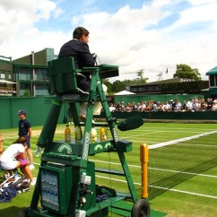 Tennis Umpire Chair Hire Zero Gravity Cord Replacement Gets Demoted To A Linesperson Planet
