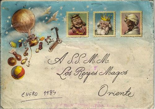 Carta reyes magos navidad 1984 (1)