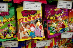 Milli Vanilli candy