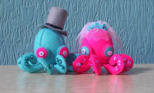 Wedding Octopis via a href=