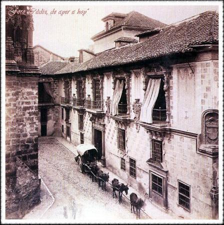 Antiguo Ayuntamiento de Granada: La Madraza