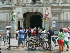 Me at Basilika Ng Nazareno