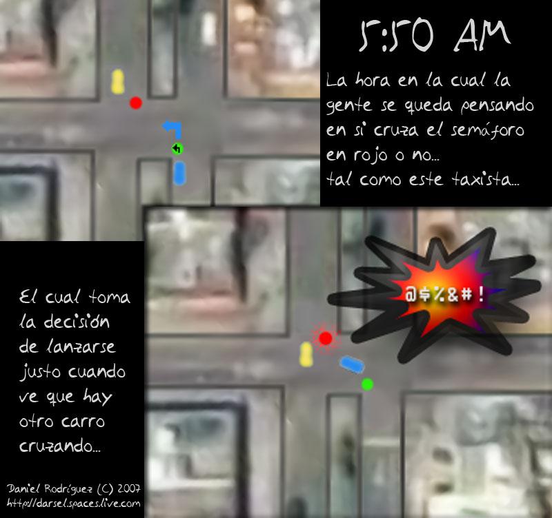 Comic 5:50 AM 001