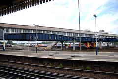 Chapham Junction - platforms