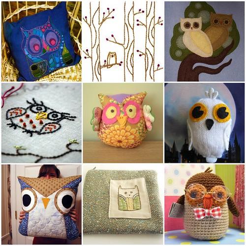 owls - ugler