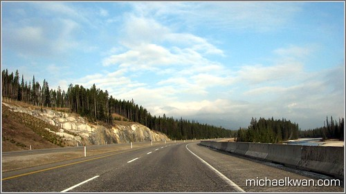Winding Down the Trans-Canada Highway