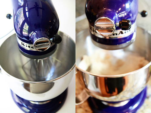 before-after kitchen aid mixer
