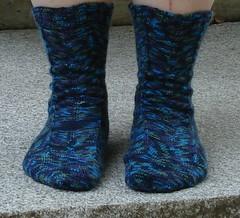 Sockapalooza socks from my pal