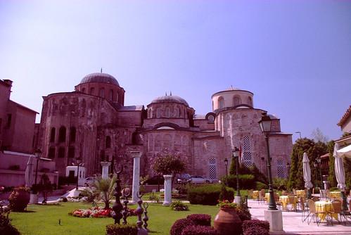 Zeyrekhane, Zeyrek Mosque, Church of the Monastery of Pantocractor, Zeyrek Museum, Molla Zeyrek Camii, Zeyrek Istanbul, Pentax K10d