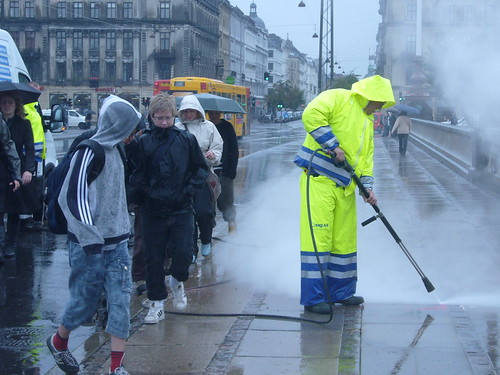 Stop Grafitti - fjerner Hinkeruder