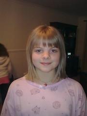 Skye's new hair style :)