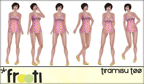 Frooti - Tiramisu Too