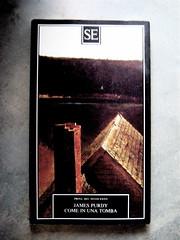 James Purdy, Come in una tomba, SE 1990