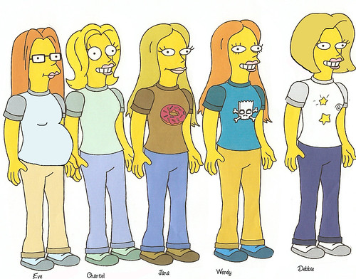 Sewing girls simpsons copy2